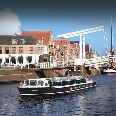 Smidtje Canal Cruises - Haarlem