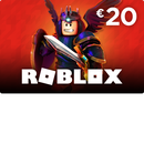 Roblox Digital Gift Card 20 euro