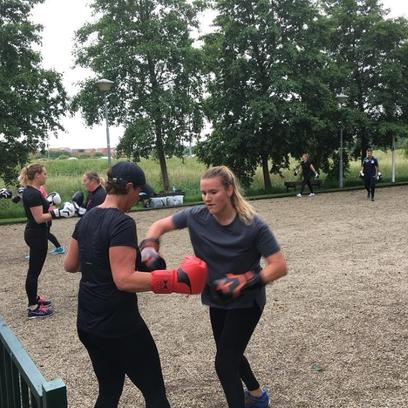 Funboksen of bootcamp bij IJMOND FIT