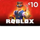 Roblox Digital Gift Card 10 euro