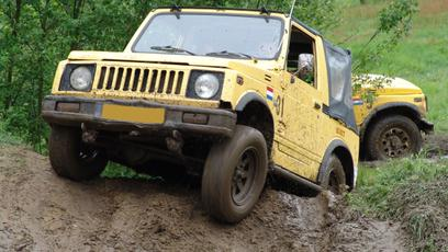 The Eventsbakery - Off-road Rijden