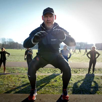 Bootcamp bij Personal Sport 4 You