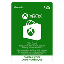 Xbox Digital Gift Card €25