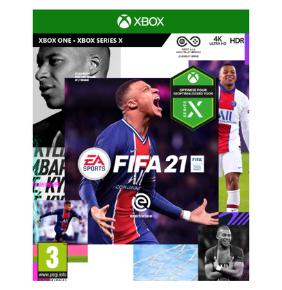 FIFA 21 Standard Edition (XBOX One)
