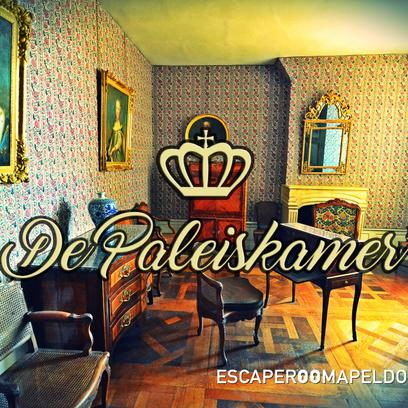 Escape Room - Paleiskamer