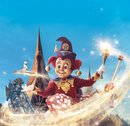 Flexibel Efteling-ticket