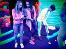 Glow Minigolf + Pizza combi deal