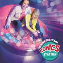 Indoor pretpark Comics Station Antwerp